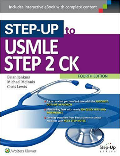 Step-Up to USMLE Step 2 CK Fourth Edition