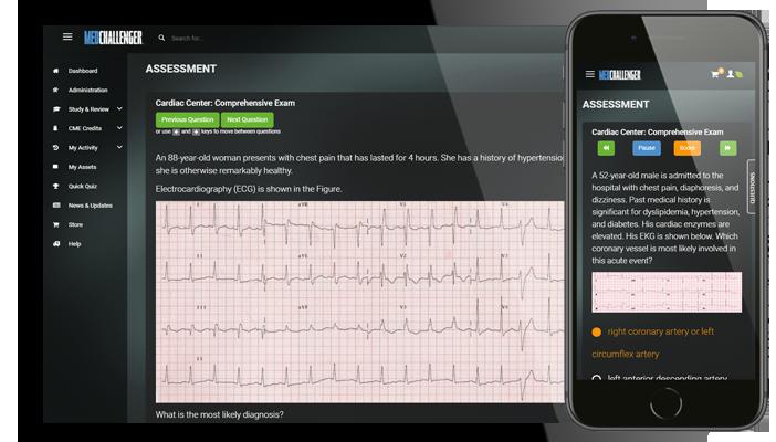 Med-Challenger Cardiac Center CME