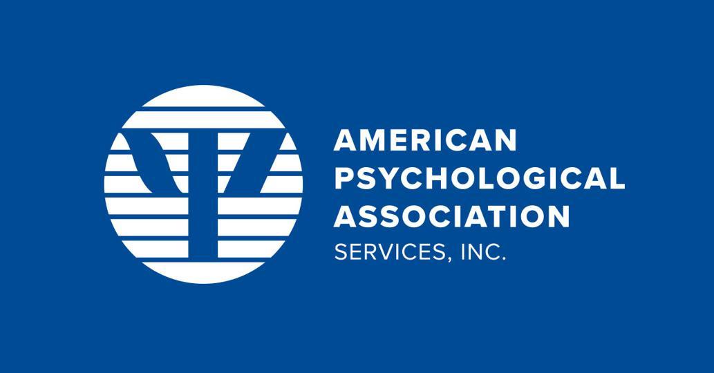 American Psychological Association APA