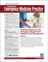 Pediatric Emergency Medicine Practice