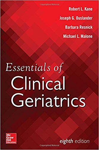 Essentials of Clinical Geriatrics, Eighth Edition 8th Edition
