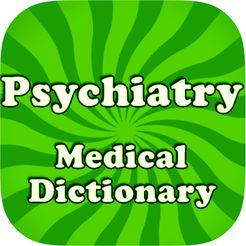 Psychiatry Medical Dictionary