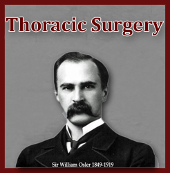 Osler Thoracic Surgery Board Review