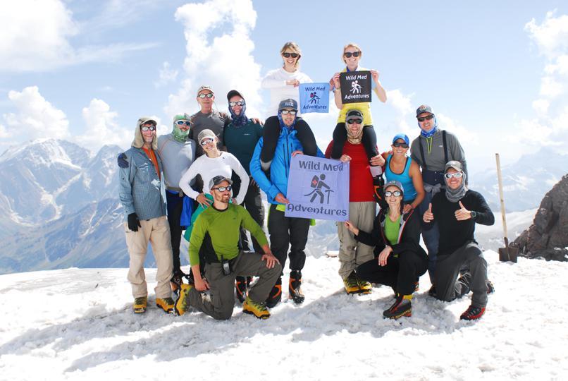 Mount Elbrus: Mountain Medicine