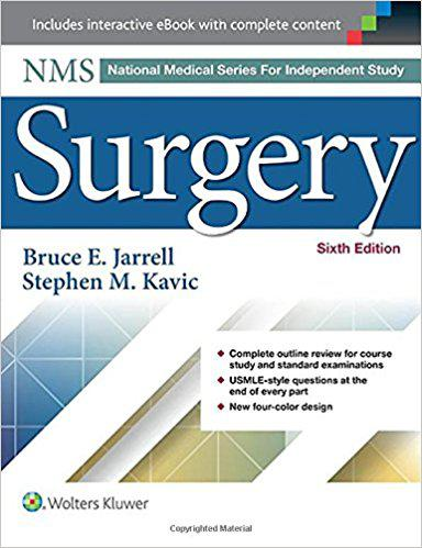 NMS Surgery (National Medical Series for Independent Study) Sixth Edition