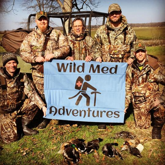 Arkansas Goose & Duck Hunting CME