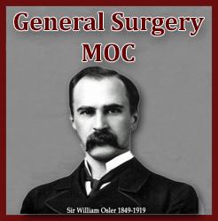 Osler General Surgery Recertification Review