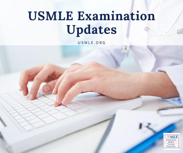 USMLE - United States Medical Licensing Exam