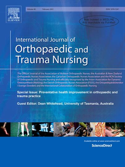 International Journal of Orthopaedic and Trauma Nursing
