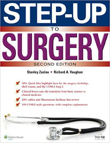 Step-Up to Surgery (Step-Up Series) Second Edition