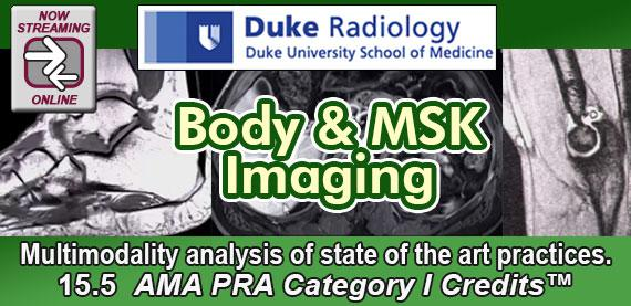 Duke Radiology Body & MSK Imaging