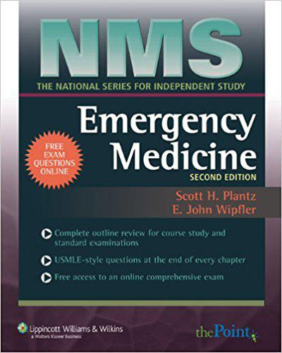 NMS Emergency Medicine (National Medical Series for Independent Study) Second Edition