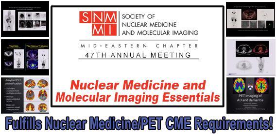 Nuclear Medicine and Molecular Imaging Essentials