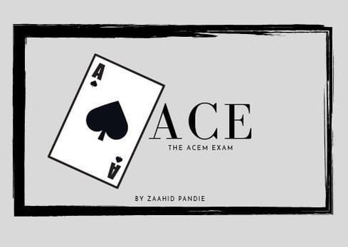Ace The Exam