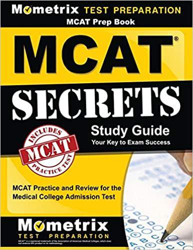 Mometrix Test Preparation's MCAT Prep Book: MCAT Secrets Study Guide