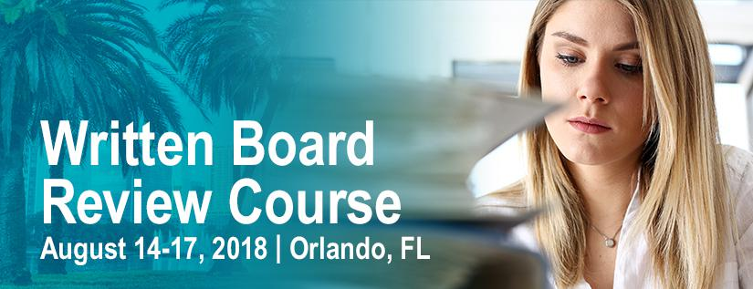 AAEM Written Board Review Course