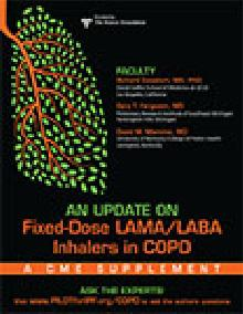 An Update on Fixed-Dose LAMA/LABA Inhalers in COPD