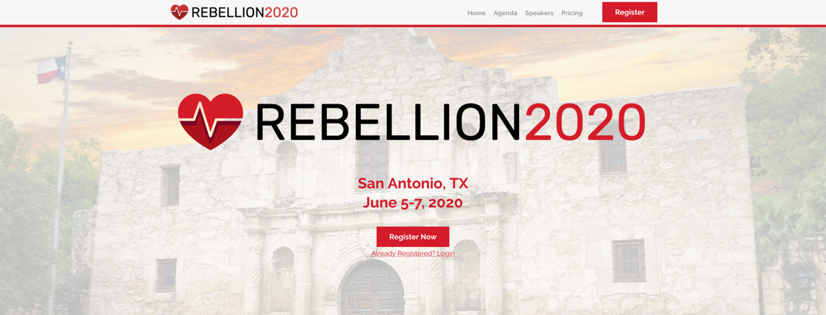 The Rebellion in EM Clinical Conference 2020