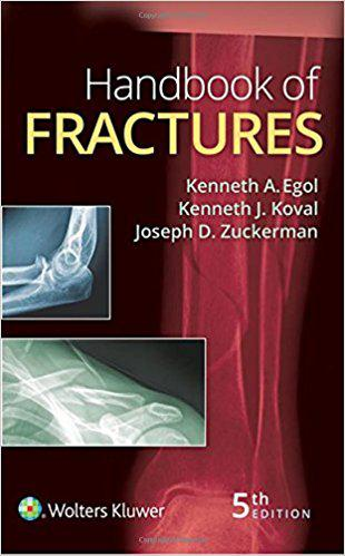 Handbook of Fractures Fifth Edition