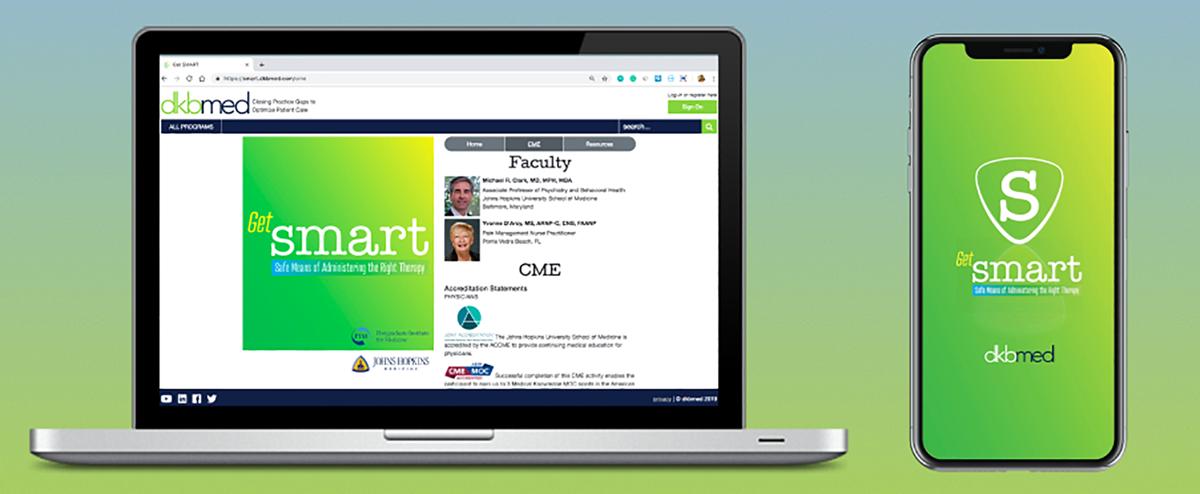 Get SMART: pain management education