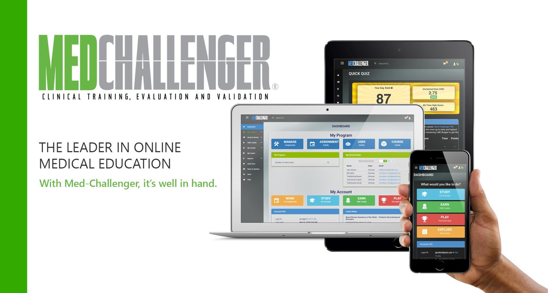 Med-Challenger