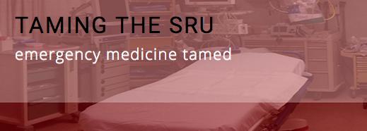 Taming the SRU