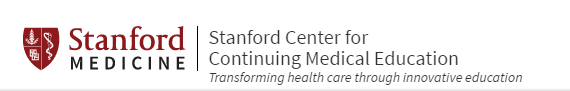 Stanford Medicine Continuing Medical Education