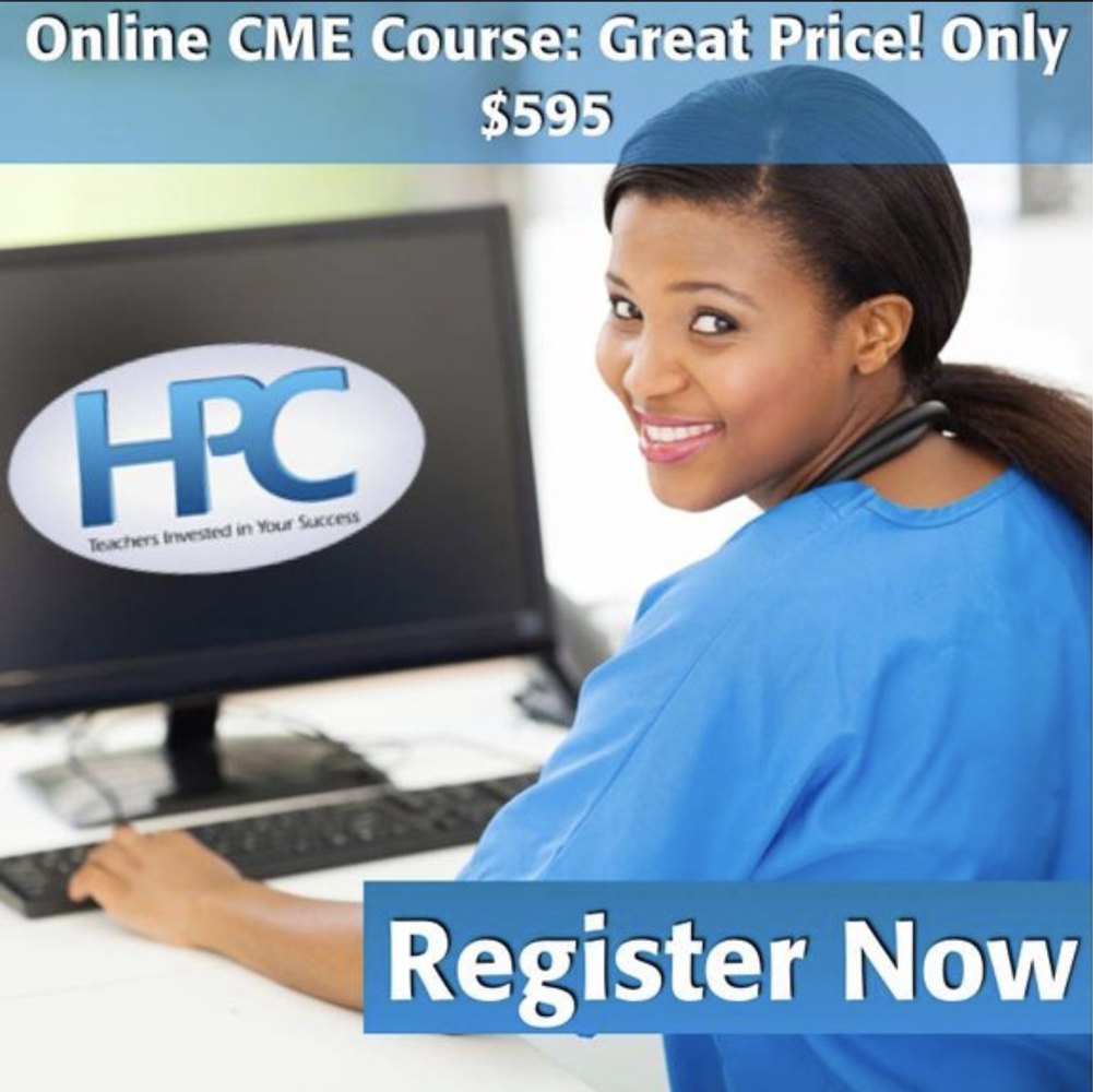 HPC Hospitalist and Emergency Procedures Online CME course