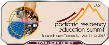 Podiatric Residency Education Summit