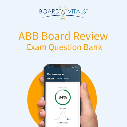 BoardVitals ABB (American Board of Bioanalysis) Board Review Question Bank