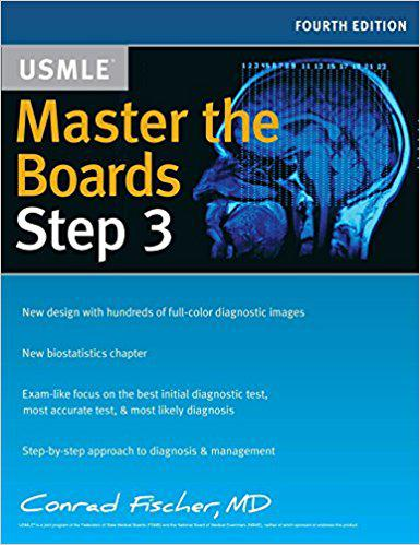 Master the Boards USMLE Step 3 4th Edition