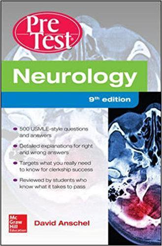 Neurology PreTest, Ninth Edition 9th Edition