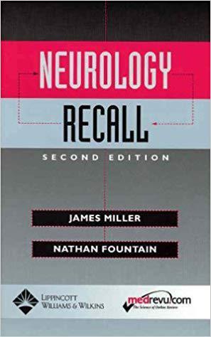 Neurology Recall (Recall Series)