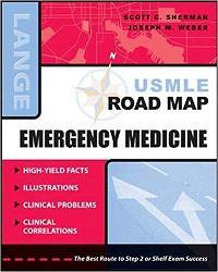 USMLE Road Map: Emergency Medicine, 1st Ed.