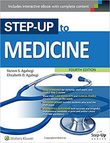 Step-Up to Medicine (Step-Up Series) 4th Edition