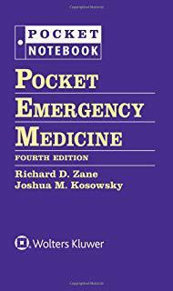 Pocket Emergency Medicine, 4th Ed.