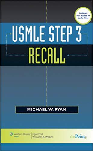 USMLE Step 3 Recall