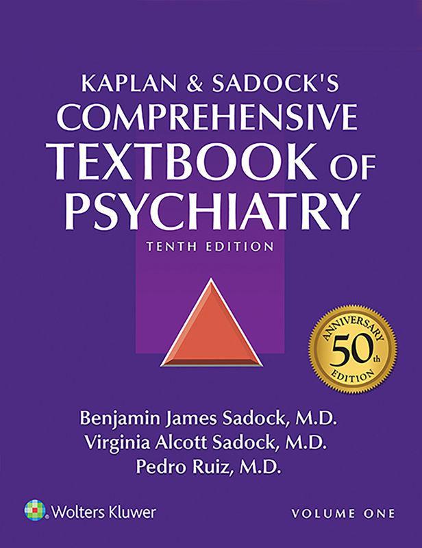 Kaplan and Sadock's Comprehensive Textbook of Psychiatry (2 Volume Set)