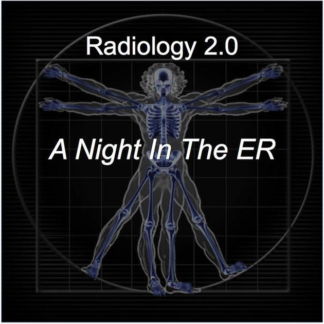 Radiology 2.0: One Night in the ED