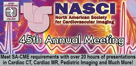 NASCI 45th Annual Meeting