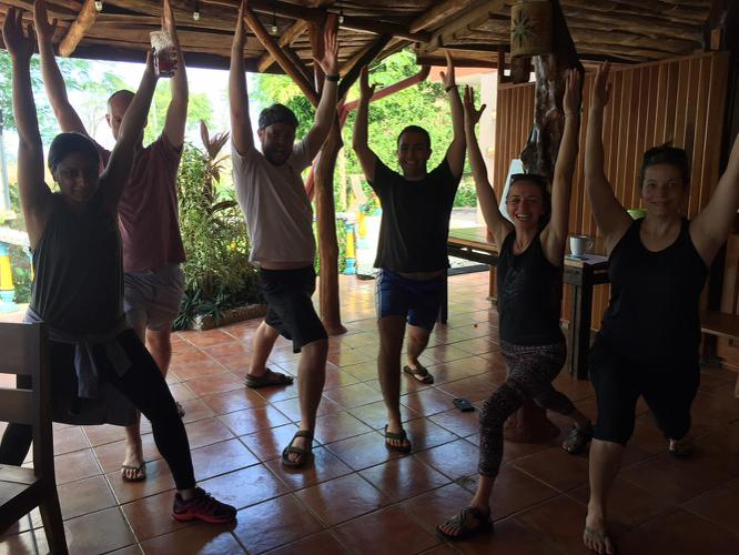Costa Rica Tropical Medicine and Wellness Retreat