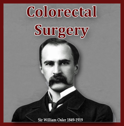 Osler Colorectal Surgery Board Review