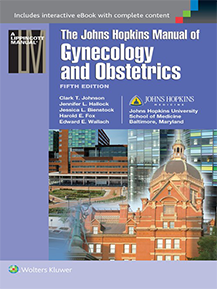 John Hopkins Manual of Gyn Ob