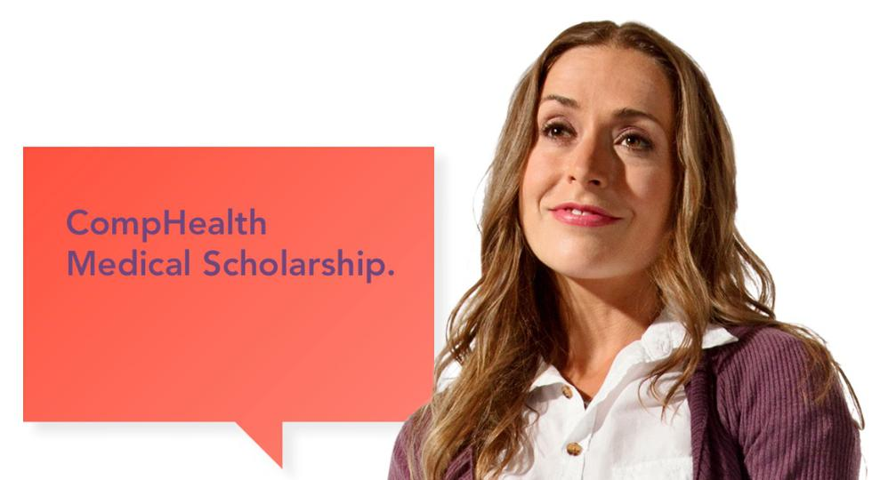 CompHealth Medical Scholarship