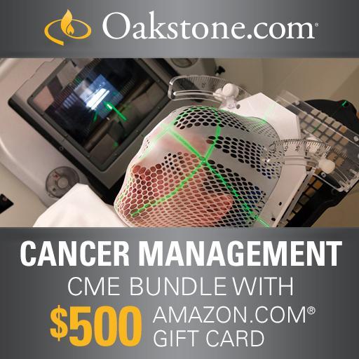 Cancer Management CME Online Bundle: Comprehensive Review – Journal Summaries – $500 Amazon Gift Card