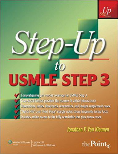 Step-Up to USMLE Step 3 (Step-Up Series) 1st Edition