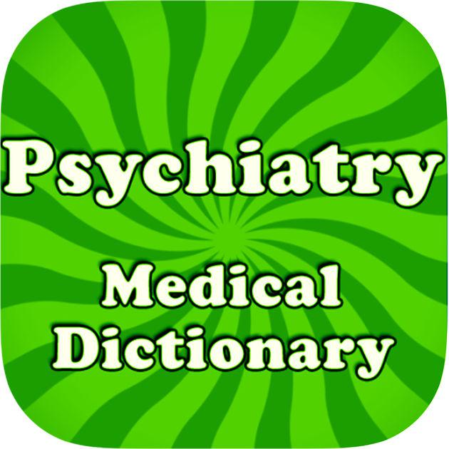 Medical Psych Dictionary